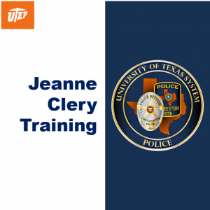 Jeanne Clery Training