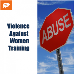 Violence Against Women Training (VAWA)