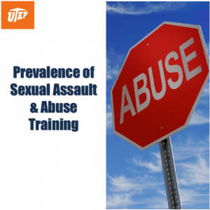 Prevalence of Sexual Assault and Abuse Training