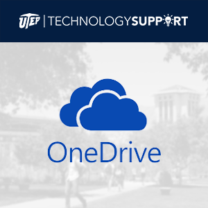ONEDRIVE WORKSHOP