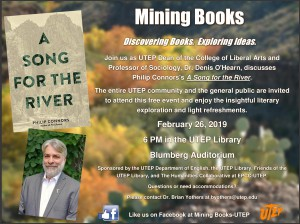 Mining Books: A Song for the River